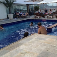 Photo taken at Piscina Othon Palace by Johnny A. on 1/19/2012