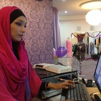 Photo taken at Dura Fashion House Of Beauty by Maisarah A. on 7/8/2012