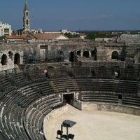 Photo prise au Arènes de Nîmes par Patrick B. le4/15/2011