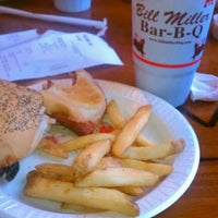 Photo taken at Bill Miller Bar-B-Q by StarfishPrime1 on 12/15/2011
