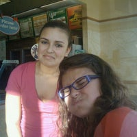 Photo taken at Subway by Lillie R. on 10/27/2011