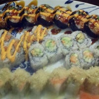 Photo taken at Mr. Sushi by Eileen P. on 11/13/2011
