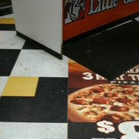 Photo taken at Little Caesars Pizza by Lewis M. on 12/22/2010