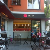 Photo taken at MUA Gelatieri d'Italia by Merwe A. on 6/12/2012