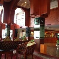 Photo taken at Khonkean Hotel by Rway on 3/24/2012