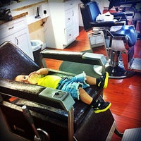 Photo taken at Rosewood Barbershop II by Jane A. on 7/27/2012