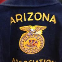 Photo taken at AZ FFA Brain trust by Jared B. on 4/26/2013