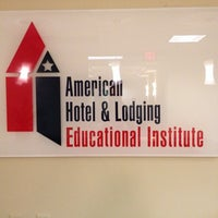 Photo taken at American Hotel and Lodging Educational Institute by Casie S. on 6/5/2014