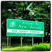 Photo taken at Welcome To New Jersey by Casie S. on 9/8/2013
