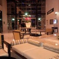 Das Foto wurde bei Rixos The Palm Dubai von Shanaa A. am 6/10/2015 aufgenommen