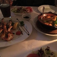 Photo taken at Churrascaria O Frango by Ebru Ö. on 1/22/2016