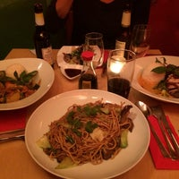 Photo taken at SOHO Kitchen by Ebru Ö. on 2/11/2014