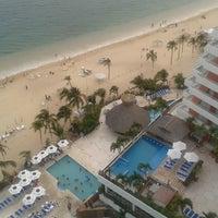 Photo taken at Hotel Playa Suites by Ricardo🍷🍎🎂🍰 C. on 5/11/2013