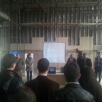 Photo taken at Technopark Gyumri by Artur P. on 11/10/2012