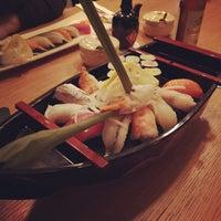 Photo taken at KINDAI Restaurant by Stefan D. on 10/7/2014