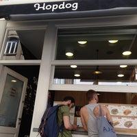 Photo taken at HopDog by Arnie K. on 7/18/2013
