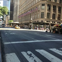 Photo taken at 597 Fifth Ave by Saif on 9/8/2013