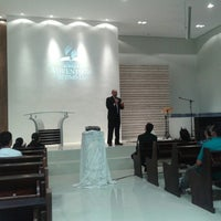 Photo taken at Igreja Adventista da Aldeota by Vinícius A. on 5/3/2014