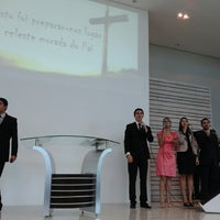 Photo taken at Igreja Adventista da Aldeota by Vinícius A. on 4/26/2014