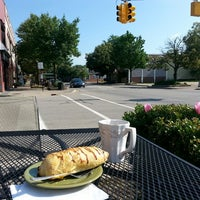 Photo taken at Le Rendez Vous French Bakery And Crepe Cafe by Gregg N. on 7/10/2013