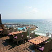 Photo taken at Mövenpick Hotel Beirut by Chehadeh A. on 7/22/2013