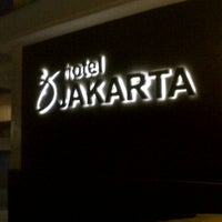 Photo taken at Hotel Jakarta by Amrie A. on 4/20/2013