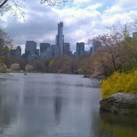 Photo taken at Central Park West by Kristin D. on 4/22/2013