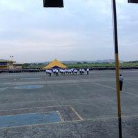 "Photo taken at Colegio Militar ""Tnte. Hugo Ortiz G."" by Miguel O. on 5/20/2013"