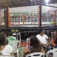 Photo taken at Ginásio de poliesportivo Manoel Silva by Guilherme G. on 9/15/2013