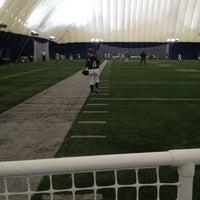 Photo taken at RCTC Stadium by Amanda W. on 5/3/2013