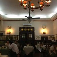 Photo taken at Casino Espanol De Manila by Chad G. on 6/22/2013