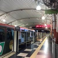 Photo taken at RapidKL Medan Tuanku (MR9) Monorail Station by Gilbert G. on 5/1/2018