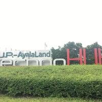Photo taken at UP Ayala Land TechnoHub by Gilbert G. on 4/27/2017