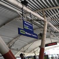 Photo taken at RapidKL Medan Tuanku (MR9) Monorail Station by Gilbert G. on 9/16/2017
