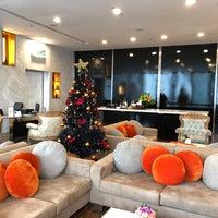 Photo taken at Hotel Maya Sky Lounge by Gilbert G. on 1/1/2018