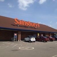 Photo taken at Sainsbury's by Alexander N. on 5/31/2013