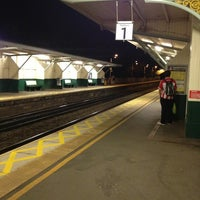 Photo taken at Beeston Railway Station (BEE) by Alexander N. on 9/14/2013