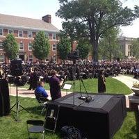 Photo taken at DePauw University by Rick R. on 5/19/2013