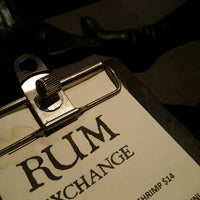 Photo taken at The Rum Exchange by Kristel G. on 2/19/2016