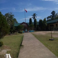Photo taken at Nahawan National High School by 'Pep P. on 7/18/2014
