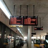 Photo taken at Lloret de Mar Bus Station by Eldar K. on 1/16/2014