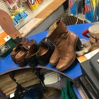 Photo taken at Luz's Shoe Repair by Jeff on 5/13/2017