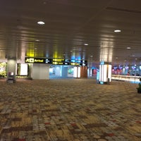 Photo taken at Changi Airport Terminal 1 Bge Unit SATS by Yt R. on 3/12/2015