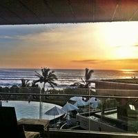 Photo taken at Sheraton Bali Kuta Resort by Pacharapun T. on 9/28/2013