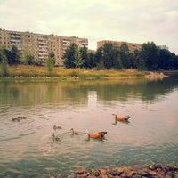 Photo taken at Природная зона «Ангарские Пруды» by Вита Т. on 7/2/2013