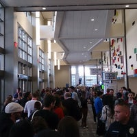 Photo taken at Austin Convention Center by Markus E. on 3/12/2013