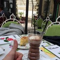 Photo taken at Schloss-Café by Slava Y. on 9/25/2014