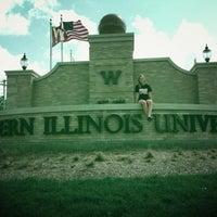 Photo taken at Western Illinois University by Melissa N. on 6/28/2014
