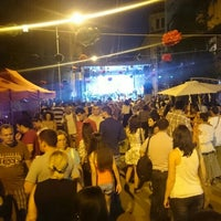 Photo taken at Strada Armenească by Radu S. on 8/7/2015