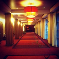 Photo taken at Renaissance Charlotte SouthPark Hotel by Birch Co on 11/4/2012
